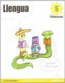 Followusmedia.es Quadern Llengua Catalana 5º Educacion Primaria Projecte Tornassol Catala Image