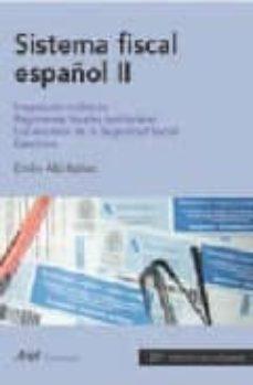 Vinisenzatrucco.it Sistema Fiscal Español Ii (23ª Ed. ) Image