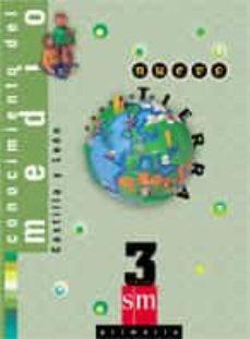 Inmaswan.es Conocimiento Del Medio (Castilla Y Leon) (3º Educacion Primaria) (Nuevo Proyecto Tierra) Image