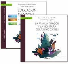 Audiolibros gratuitos para descargar GUIA: EDUCACION EMOCIONAL + CUENTO: LA FAMILIA DRAGON Y LA MONTAÑA DE LAS EMOCIONES (Spanish Edition)