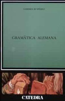 gramatica alemana-german ruiperez-german ruiperez garcia-9788437611105