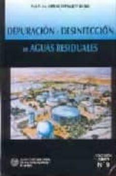 Descargar DEPURACION Y DESINFECCION DE AGUAS RESIDUALES gratis pdf - leer online