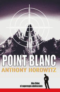 point blanc-anthony horowitz-9788441414105