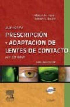 Geekmag.es Manual De Prescripcion Y Adaptacion De Lentes De Contacto+cd-rom (Incluye Videos) (3ª Ed.) Image