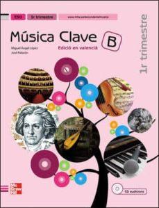 Inmaswan.es Musica Clave B (Proyecto El Arbol Del Conocimiento) Image