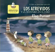 Inmaswan.es Los Atrevidos Y La Aventura En El Faro (El Taller De Emociones 3) Image