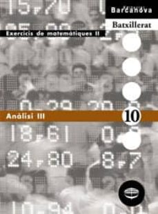 analisi iii (cataluña)-9788448915605