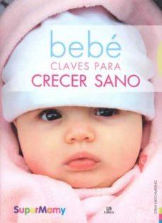 Descargar libros pdf gratis BEBE: CLAVES PARA CRECER SANO de CARLA NIETO MARTINEZ 9788466221405