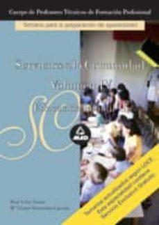 Comercioslatinos.es Profesores Tecnicos Formacion Profesional: Servicios A La Comunid Ad: Temario Educacion Infantil Ii (Vol Iv) Image