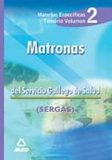 Canapacampana.it Matronas Servicio Gallego De Salud.volumen Ii Image