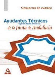 Chapultepecuno.mx Ayudantes Tecnicos Medioambientales De La Junta De Andalucia. Sim Ulacros De Examen Image