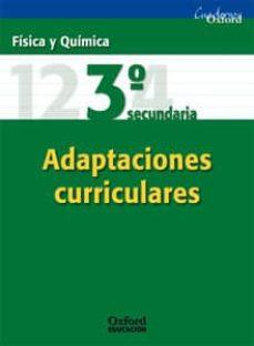 Permacultivo.es Cuaderno Oxford Fisica Y Quimica 3º Eso (Cuaderno Adaptado) Image