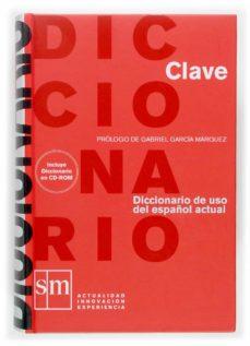 Descargar DICCIONARIO CLAVE gratis pdf - leer online