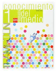 Geekmag.es Conocimiento Del Medio: Trampolin (Andalucia) (1º Educacion Prima Ria) Image
