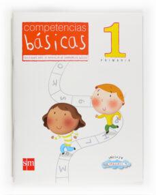 competencias basicas 1º primaria (2010)-9788467540505