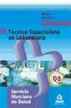 Mrnice.mx Tecnico Especialista En Laboratorio Del Servicio Murciano De Salu D. Temario. Volumen Ii Image