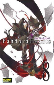 pandora hearts (vol. 8)-jun mochizuki-9788467911305