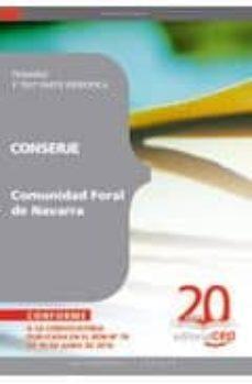 Cdaea.es Conserje De La Comunidad Foral De Navarra. Temario Y Test Parte E Specifica Image