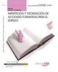 Relaismarechiaro.it Manual Imparticion Y Tutorizacion De Acciones Formativas Para El Empleo (Certificados De Profesionalidad) Image