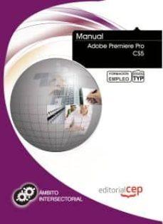 Ojpa.es Manual Adobe Premiere Pro Cs5. Formacion Para El Empleo Image