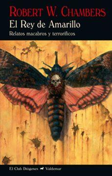 Caja de eBooks: EL REY DE AMARILLO: RELATOS MACABROS Y TERRORIFICOS 9788477027805 RTF ePub FB2 de ROBERT W. CHAMBERS en español