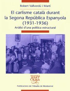 Mrnice.mx El Carlisme Catala Durant La Segona Republica Espanyola Image