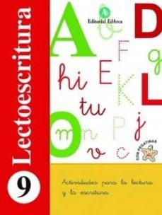 Lofficielhommes.es Lectoescritura 9. Silabas Mixtas Y Trabadas (2014) Educacion Infantil Image