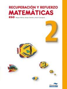 Inmaswan.es Recuperación Y Refuerzo De Matemáticas 2º Eso Image