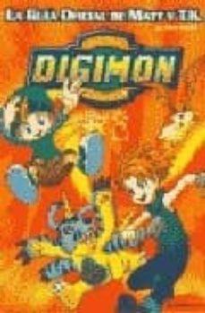 Cronouno.es Digimon: La Guia Oficial De Matt Y Tk Image