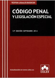 Colorroad.es Codigo Penal Y Legislacion Especial Image