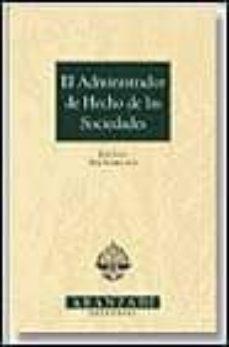 Padella.mx El Administrador De Hecho De Las Sociedades Image