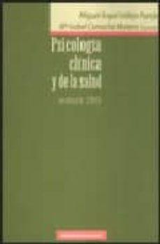 Eldeportedealbacete.es Psicologia Clinica Y De La Salud: Avances 2001 Image