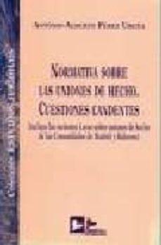 Vinisenzatrucco.it Normativa Sobre Las Uniones De Hecho: Cuestiones Candentes. (Incl Uye Las Recientes Leyes Sobre Uniones De Hecho De Las Comunidades De Madrid Y Baleares) Image