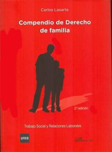 Srazceskychbohemu.cz Compendio De Derecho De Familia(2º Ed.) Image
