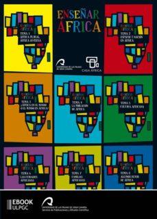 enseñar áfrica (ebook)-9788490420805