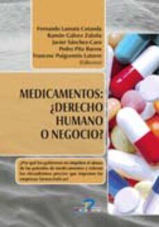Descargando audiolibros gratuitos MEDICAMENTOS: ¿DERECHO HUMANO O NEGOCIO? de