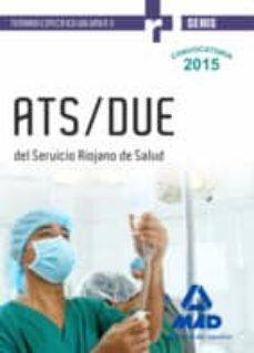 Eldeportedealbacete.es Ats/due Del Servicio Riojano De Salud. Temario Específico Volumen 3 Image