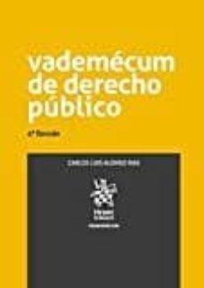 Elmonolitodigital.es Vademecum De Derecho Público (4ª Ed) Image