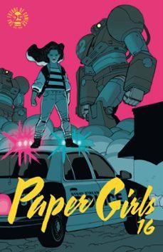 Inmaswan.es Paper Girls Nº 16 Image
