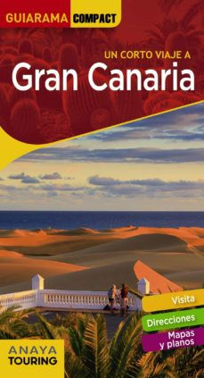 Gran Canaria 2019 3ª Ed Guiarama Compact Mario Hernandez Bueno Comprar Libro 9788491581505