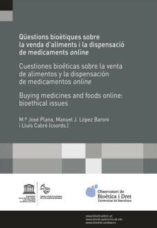 Encuentroelemadrid.es Questions Bioètiques Sobre La Venda D'aliments I La Dispe Nsació De Medicaments Online /Cuestiones Bioéticas Sobre La Venta De Alimentos Y La Dispensación De Medicamentos Online / Buying Medici Image