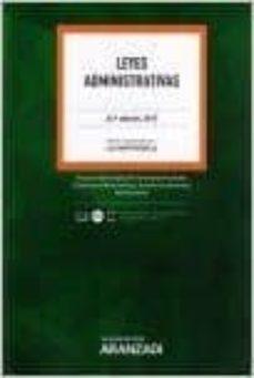 Inmaswan.es Pack Leyes Administrativas + Manual De Las Leyes Administrativas 2017 Image