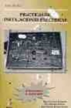 practicas de instalaciones electricas-diego carmona fernandez-9788493300005