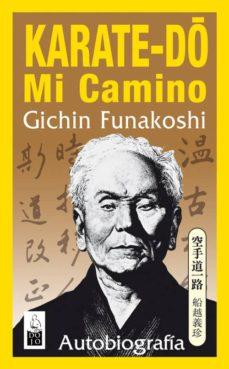 karate do. mi camino-gichin funakoshi-9788493540005
