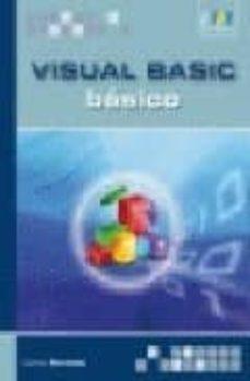 visual basic basico-carmen fernandez-9788493689605