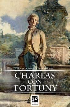 charlas con fortuny-pep macaya-fernando moya-9788494053405