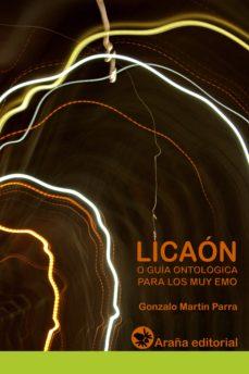 licaón (ebook)-gonzalo martin parra-9788494203305