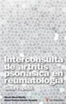 INTERCONSULTA DE ARTRITIS PSORIASICA EN REUMATOLOGIA - OSCAR ILLERA MARTIN | Triangledh.org
