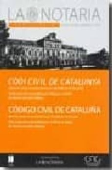 Chapultepecuno.mx Codi Civil De Catalunya/codigo Civil De Cataluña Image