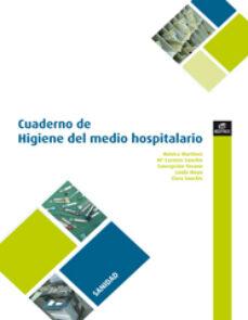 cuaderno de higiene del medio hospitalario-9788497716505